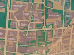longwood map
