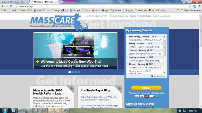 mass care