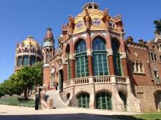 Sant Manuel Pavilion