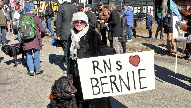 Sanders nurse