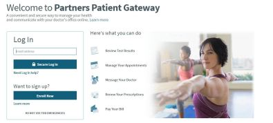 partners gateway